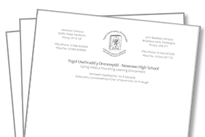 Newtown High School - Latest News (whole school)